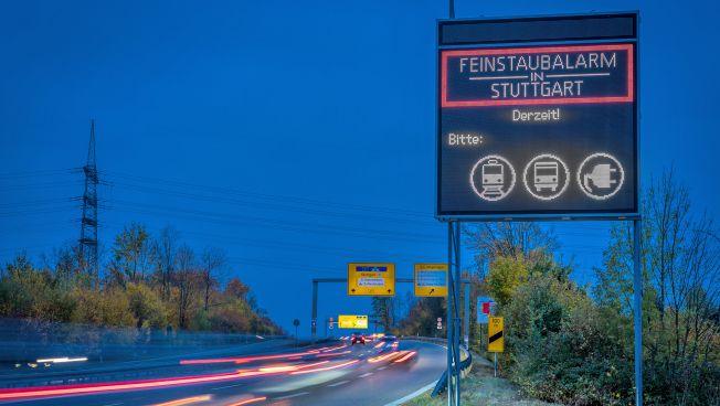 Dieselfahrverbot in Stuttgart