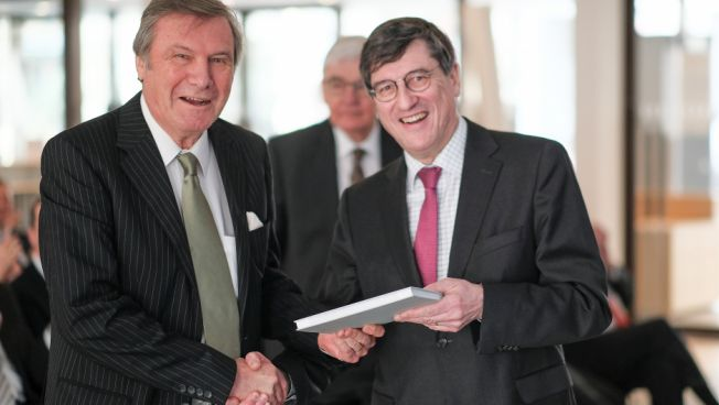 Wolfgang Gerhardt & Karl-Heinz Paqué (Friedrich-Naumann-Stiftung für die Freiheit/Dirk Beichert)