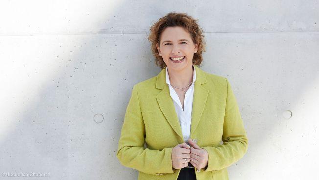 Nicola Beer, FDP-Spitzenkandidatin, Europawahl