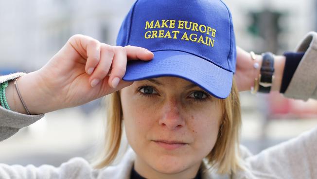 Jugend. Macht. Europa.