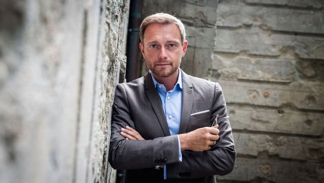 Christian Lindner, FDP-Chef