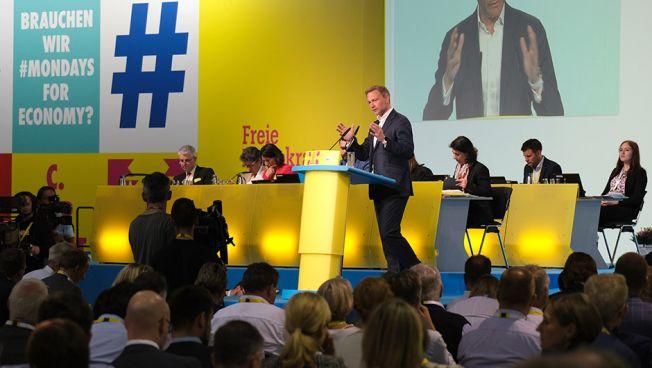 FDP, 70. Ord. Bundesparteitag