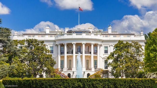 White House, das weiße haus, amerika, USA