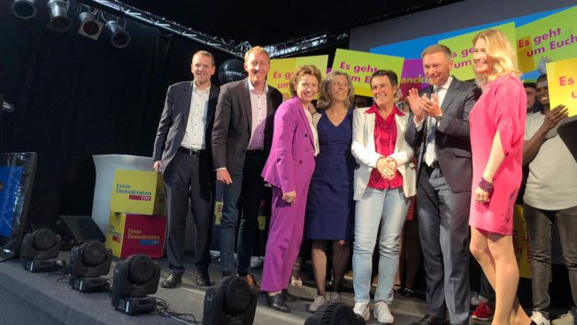 Lencke Steiner, FDP, Bemen, Spitzenkandidatin