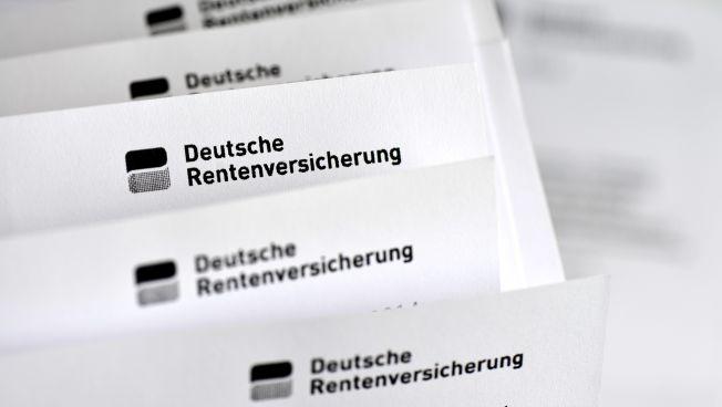 Briefe, Deutsche Rentenversicherung, Rente