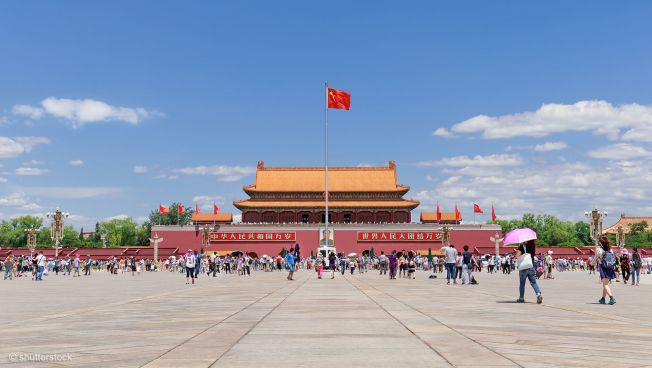 Tian'anmen Platz