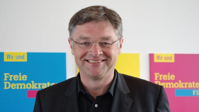 Holger zastrow, FDP, Sachsen, Spitzenkandidat