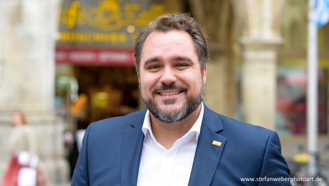 Daniel Föst, FDP, Freie Demokraten, Bayern