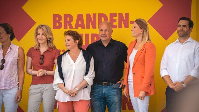 FDP, Freie Demokraten, Linda, Teuteberg, Generalsekretärin, BRandenburg, Hans-Peter Goetz,