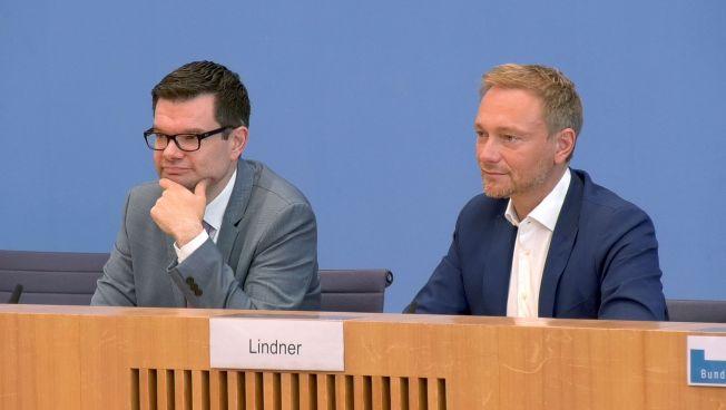 Marco Buschmann und Christian Lindner