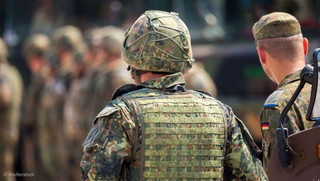 Bundeswehr-Soldaten