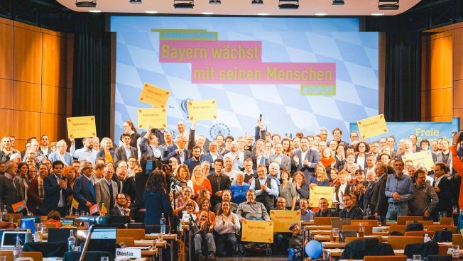 Landesparteitag Bayern