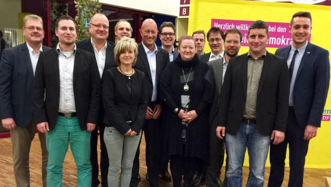 Landesvorstand der FDP Thüringen