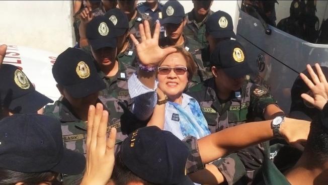 Leila M. de Lima
