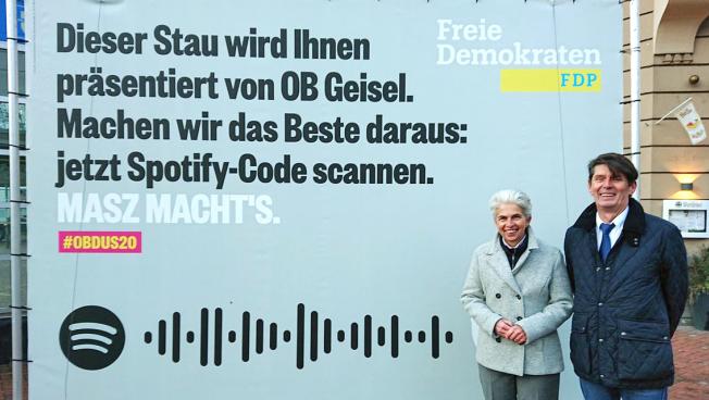 Marie-Agnes Strack-Zimmermann, Manfred Neuenhaus