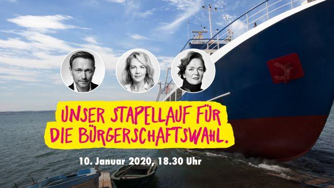 Stapellauf Hamburg