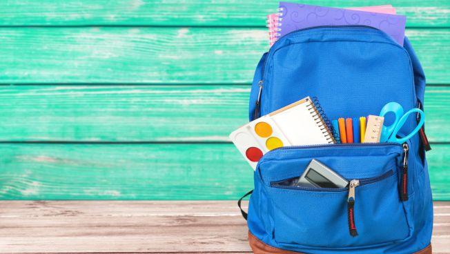 Rucksack, Schule, Bildung