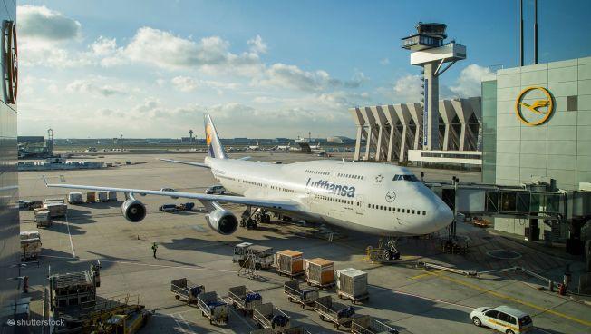 Flugzeug, Lufthansa
