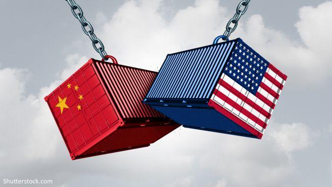 Handelskrieg, USA, China