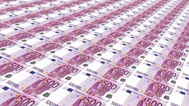 Euro, Scheine