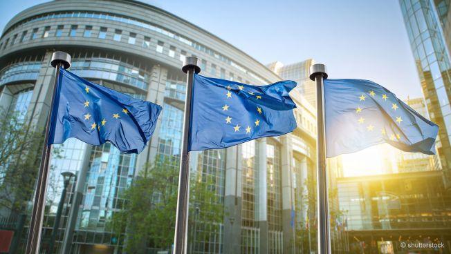 Europarat, Flaggen, EU