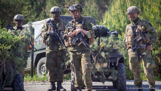 NATO, Soldaten