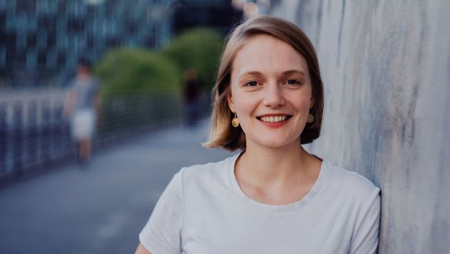 Ria Schröder, Bundesvorsitzende der Jungen Liberalen