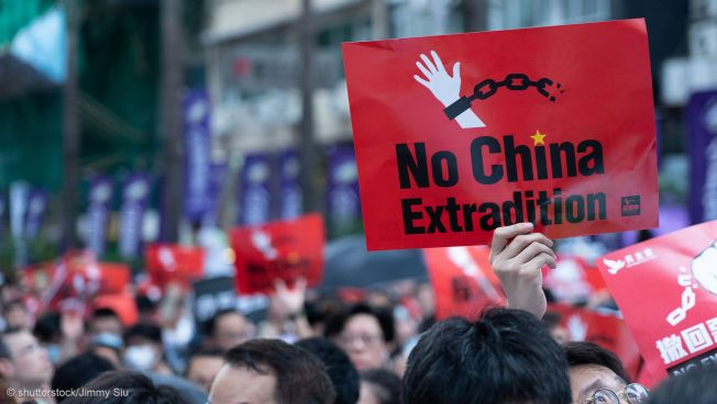 Hongkonger Demokratiebewegung