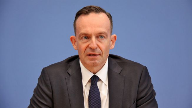 Volker Wissing, Generalsekretär