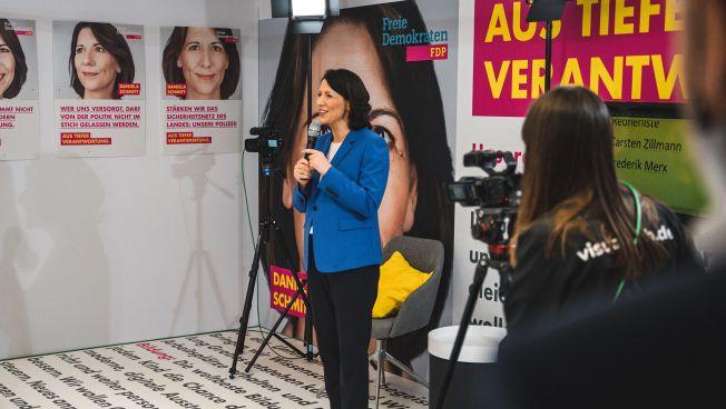 Daniela Schmitt, FDP