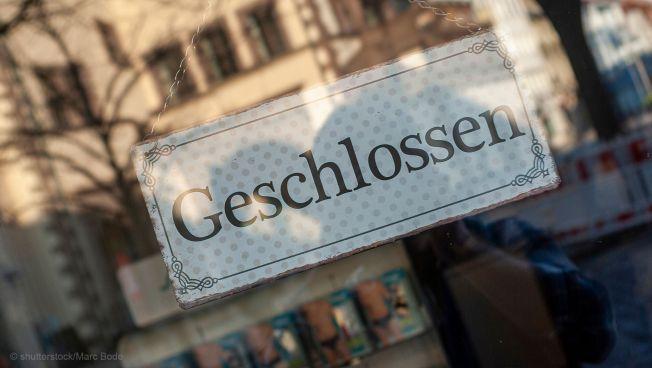 Laden geschlossen