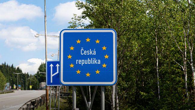 Grenze, Tschechien