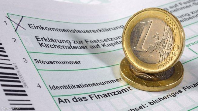 Steuererklärungsformular