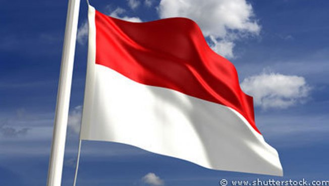 Indonesische Nationalfahne