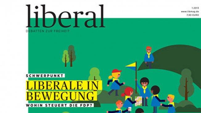 """liberal""-Magazin"