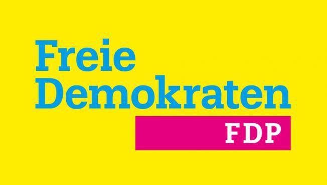 Das neue FDP-Logo