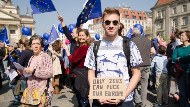 Thomas Katz bietet EU-Gegnern Paroli