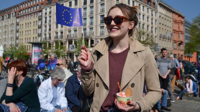 Felicitas Jäger verbindet mit dem europäischen Projekt viele Träume