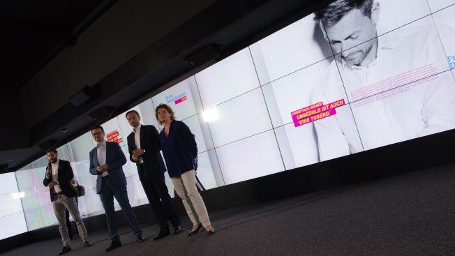 Marco Buschmann, Christian Lindner, Nicola Beer, FDP, Bundestagswahl