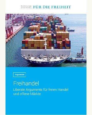 Cover Broschüre Freihandel