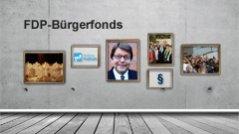 Der FDP-Bürgerfonds. Unterstützen Sie uns!
