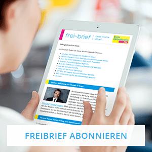 frei-brief - Newsletter der FDP