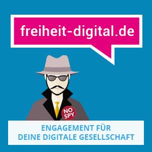Freiheit Digital - Engagement für deine digitale Gesellschaft.