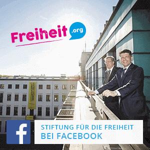 Die Stiftung für die Freiheit bei Facebook