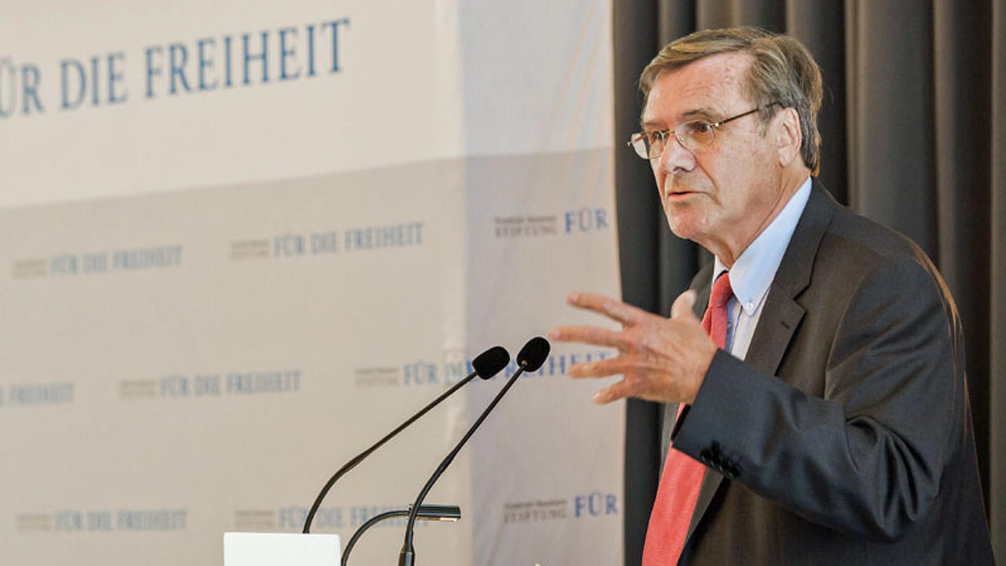 Nachruf Walter Scheel Bleibt Unvergessen